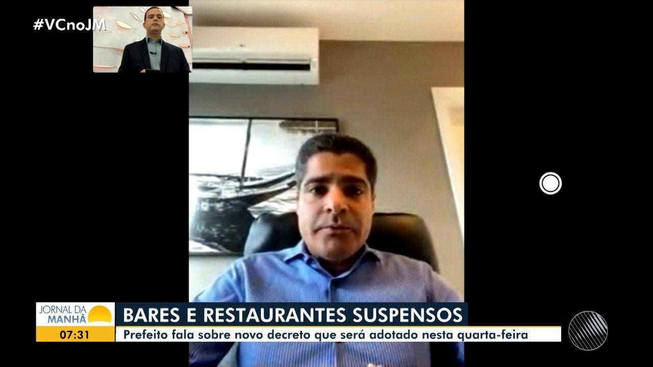 Coronavírus: Prefeito de Salvador fala sobre decreto que vai ser lançado na próxima quarta