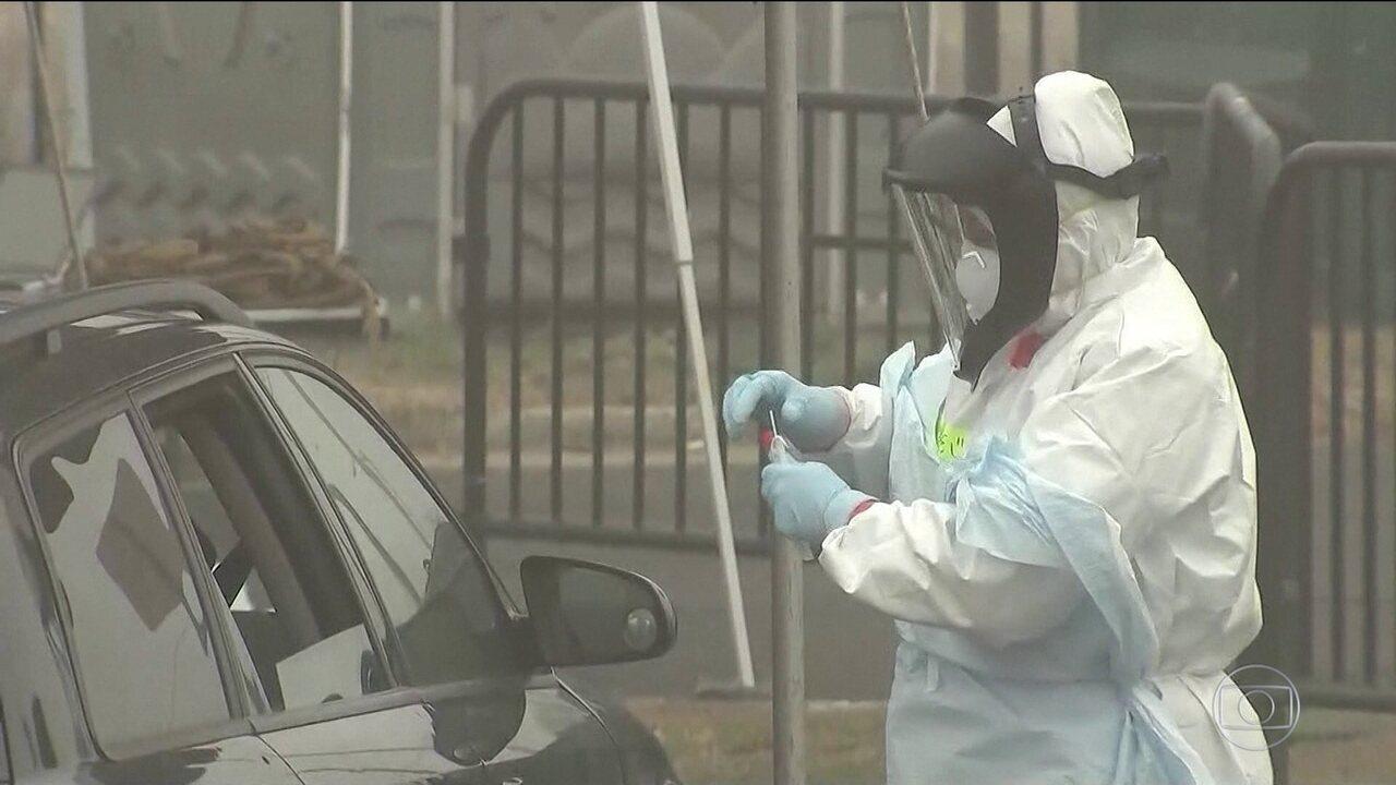 Nova York confirma mais de 28 mil casos de coronavírus, um aumento de 38% em um dia
