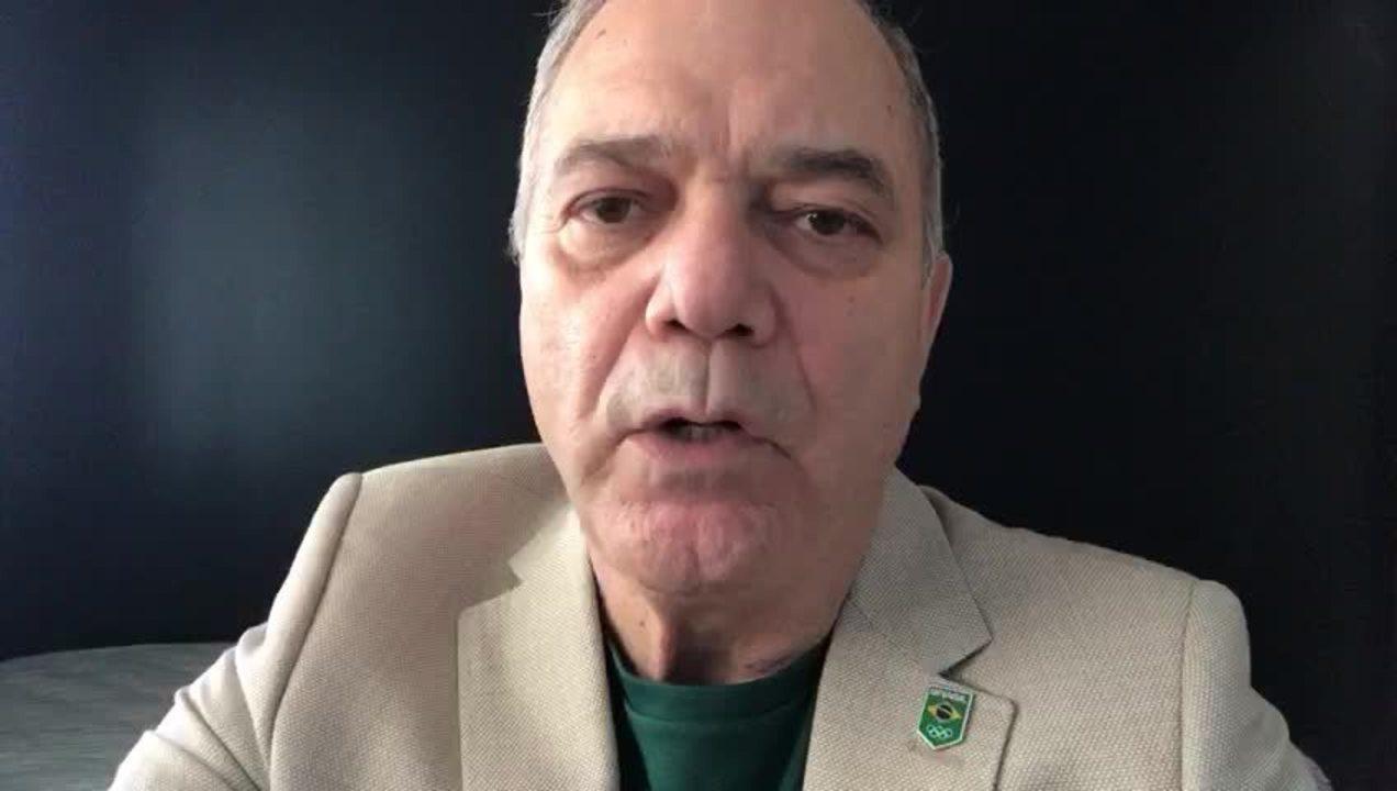 Presidente do COB fala sobre o adiamento dos Jogos Olímpicos