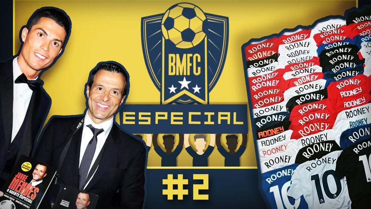 BMFC Especial #2: Cristiano Ronaldo e empresário Jorge Mendes ajudam hospitais de Portugal