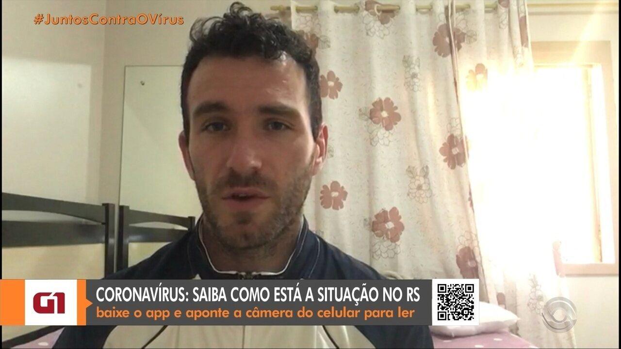 Garibaldi tem primeiro caso de coronavírus confirmado