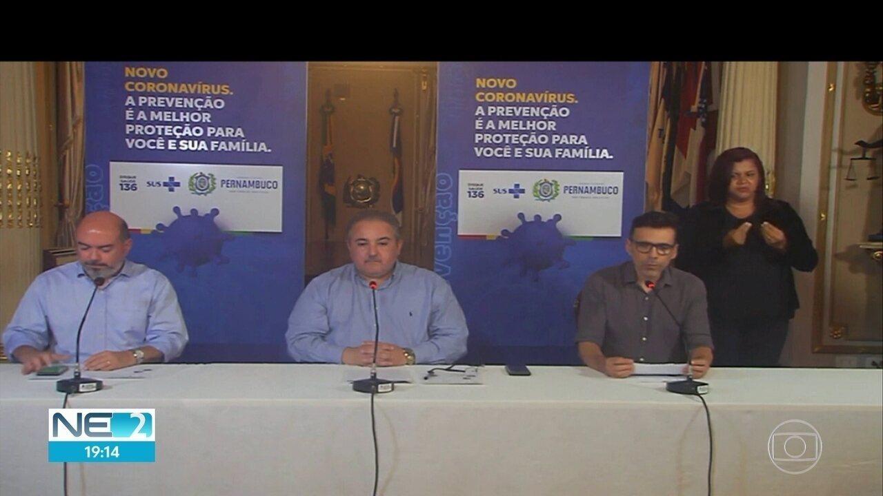 Estado tem 3 mortes, 48 casos confirmados e 6 curas clínicas na pandemia do coronavírus