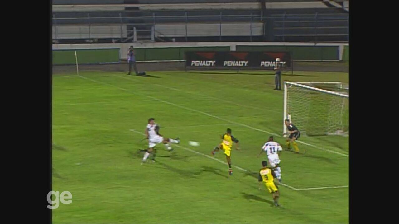 Com quatro gols de Washington, Ponte Preta faz 8 a 1 e atropela o Castanhal-PA