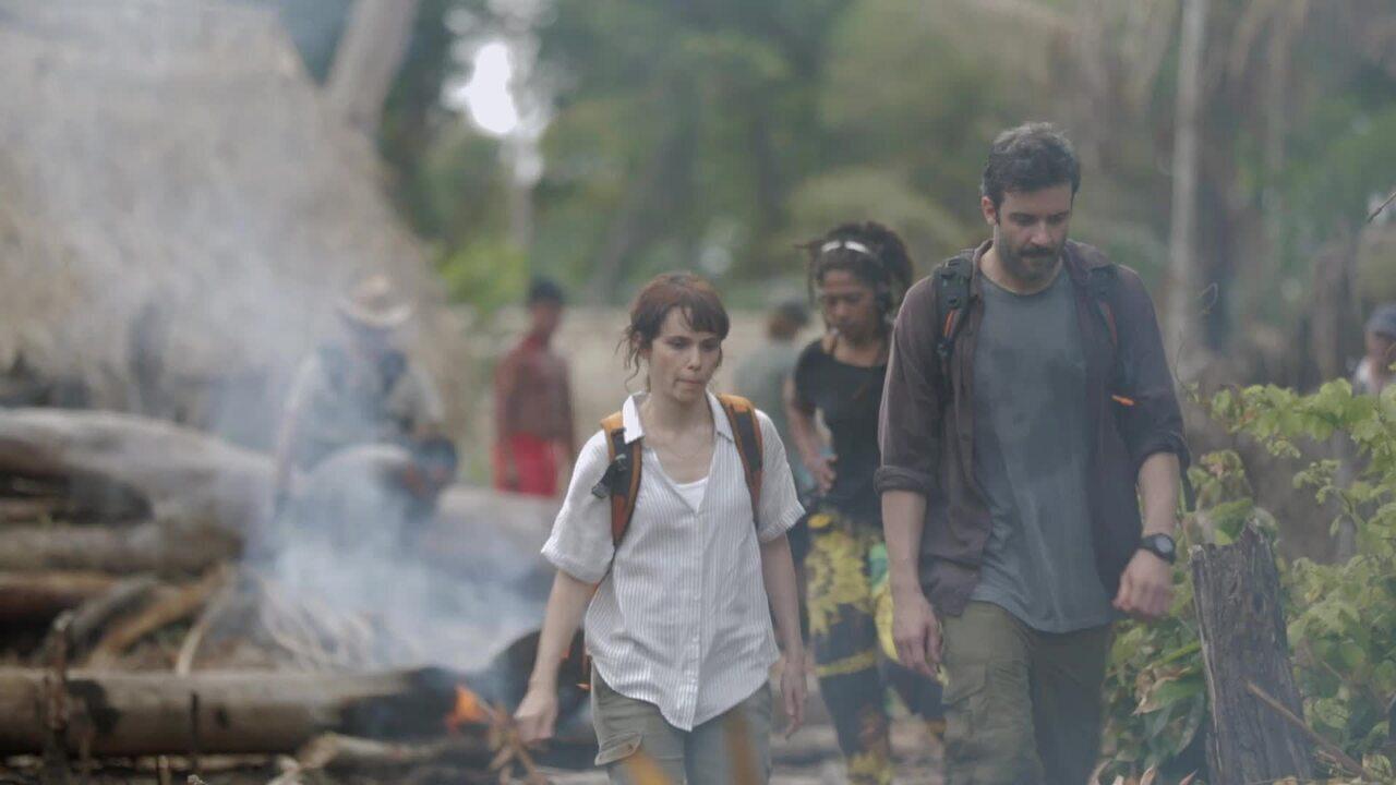 Making of de 'Aruanas': confira os bastidores da série