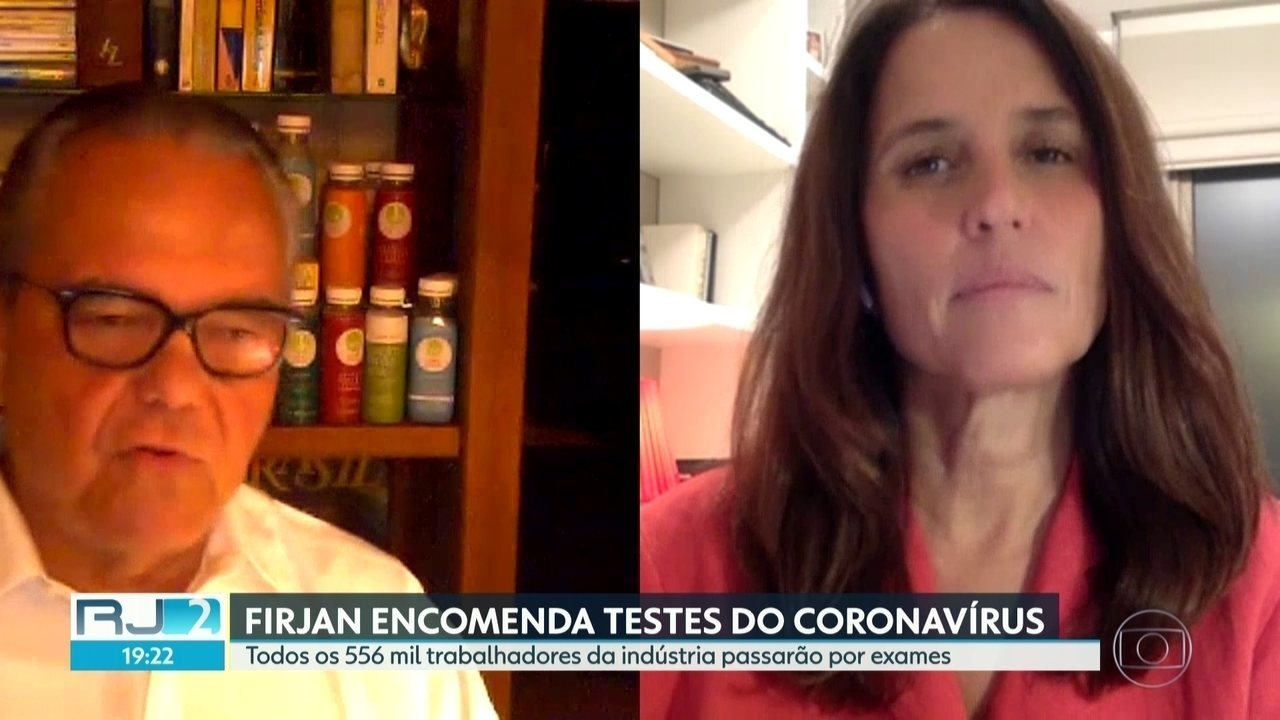 Firjan vai testar todos os trabalhadores da indústria do estado do Rio