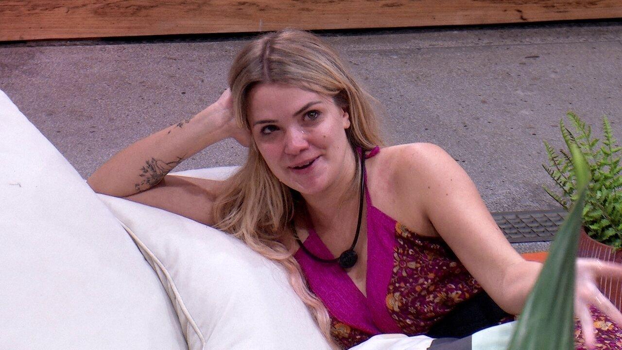 Depois do Jogo da Discórdia, Marcela declara sobre Babu: 'Fiquei de cara com ele'