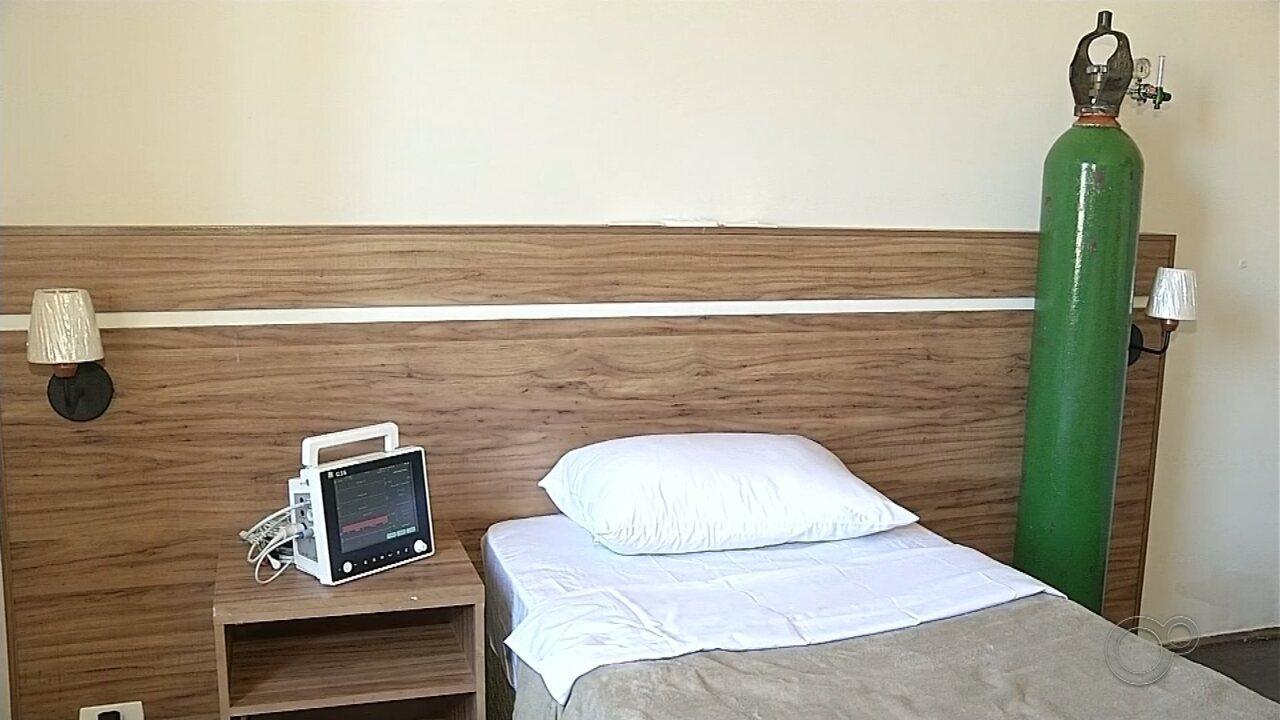 Hospital de campanha come?a funcionar nesta sexta-feira em hotel de Ourinhos