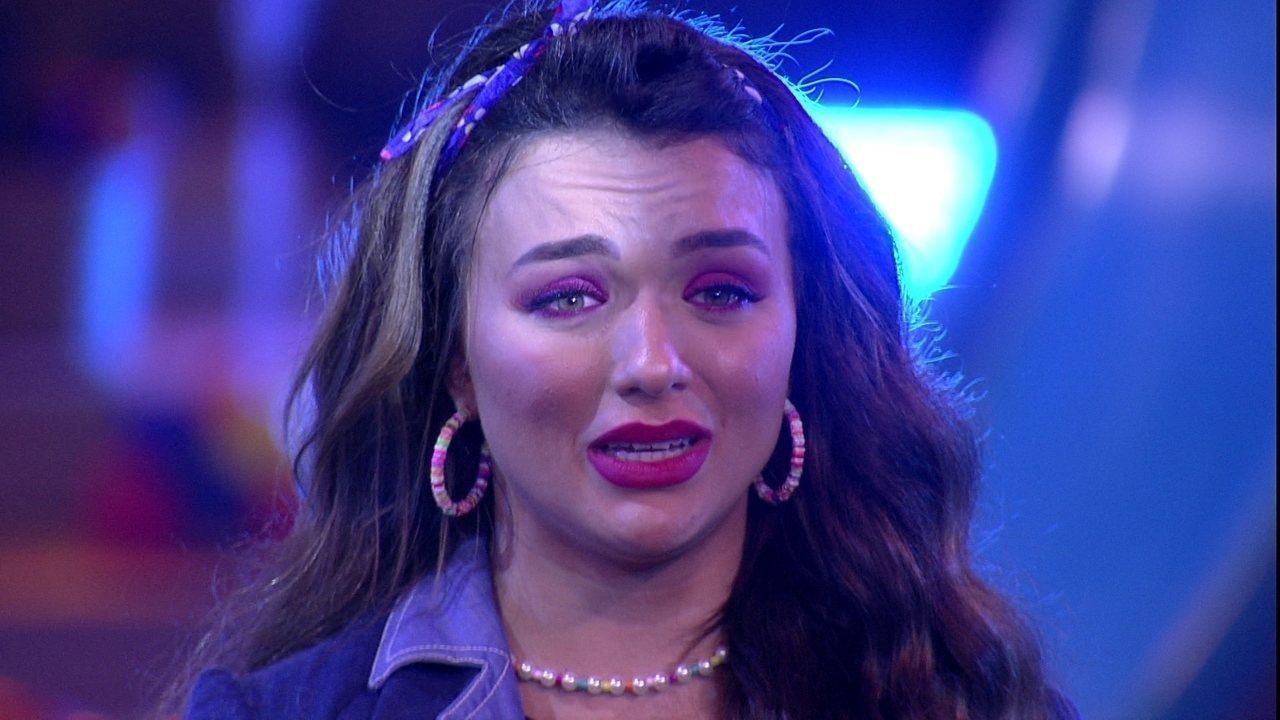 Rafa se emociona durante show de Chitãozinho e Xororó