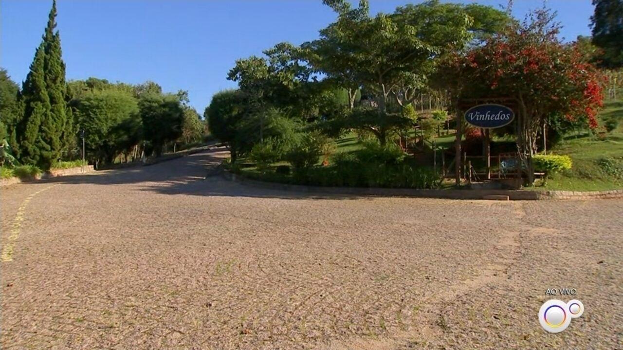 São Roque tem turismo afetado pela pandemia de coronavírus durante o feriado
