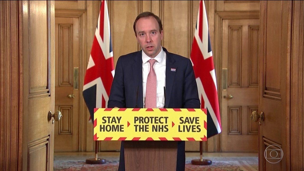 Números no Reino Unido não conseguem revelar o real impacto da Covid-19