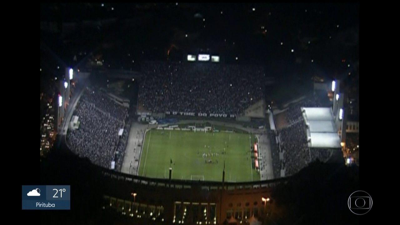 Estádio do Pacaembu completa 80 anos