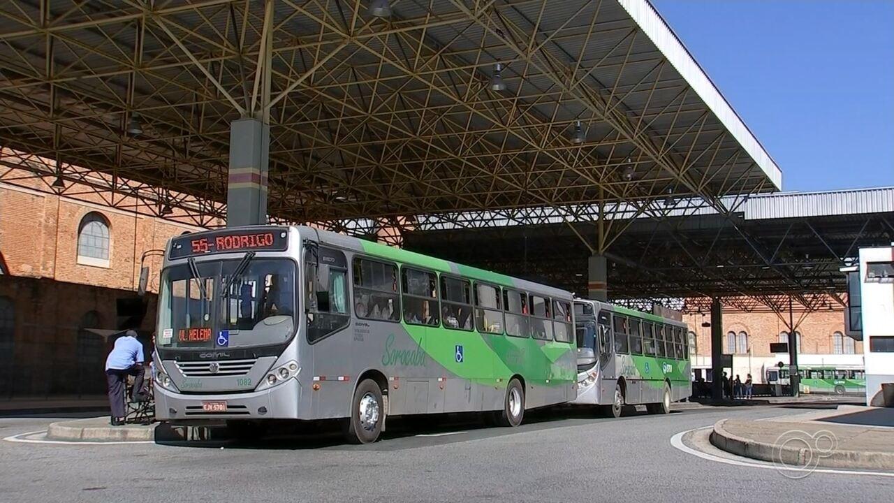 Após 4 dias de paralisação, transporte público volta a funcionar parcialmente em Sorocaba