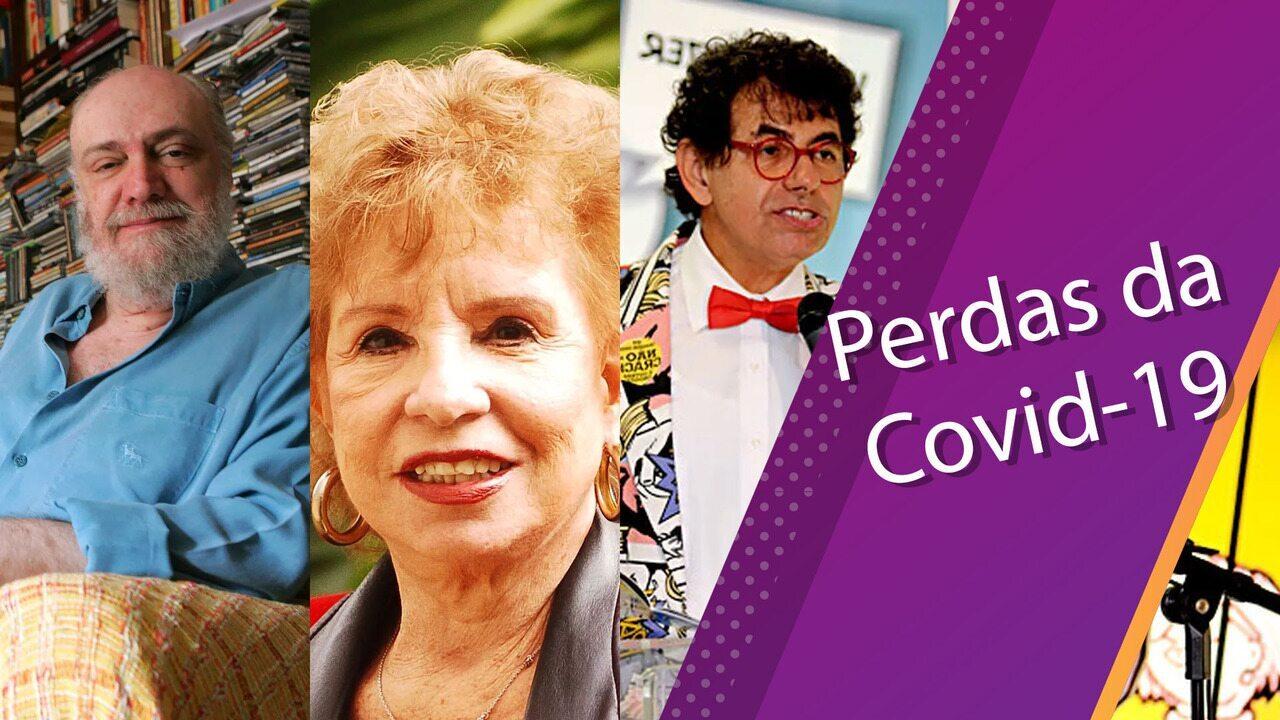 Semana Pop faz homenagem aos artistas vítimas do novo coronavírus no Brasil