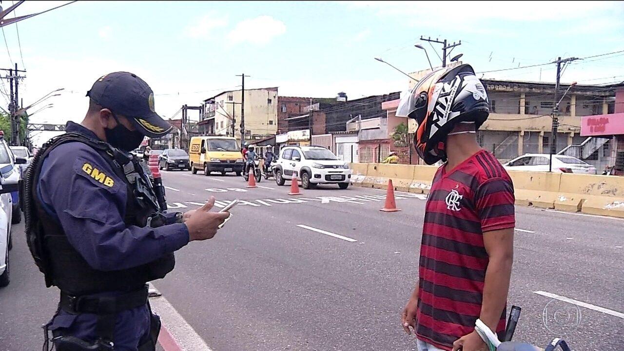 Coronavírus: prefeitura de Belém multa quem não respeita isolamento obrigatório
