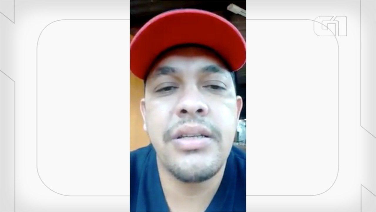 Trabalhador de frigorífico de Guia Lopes da Laguna conta como se recuperou da covid-19