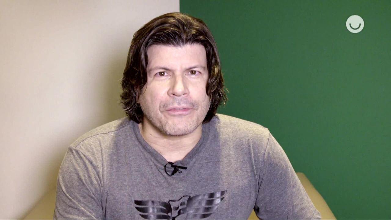 Paulo Ricardo relembra participação no 'Show dos Famosos'