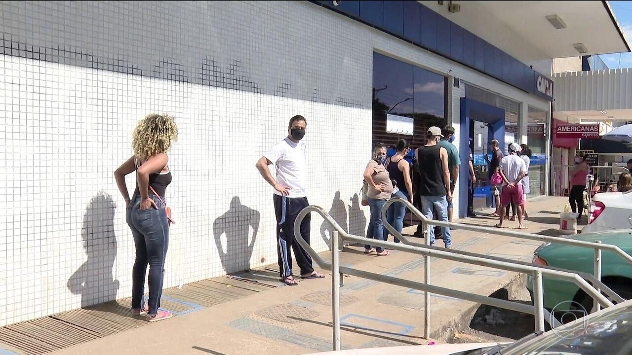Segunda parcela do auxílio emergencial começará a ser paga semana que vem, diz governo