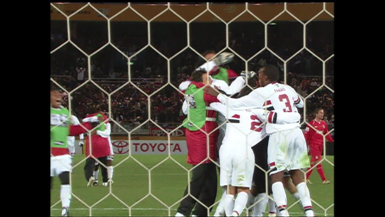 Melhores momentos: São Paulo 1 x 0 Liverpool pela final do Mundial de Clubes de 2005