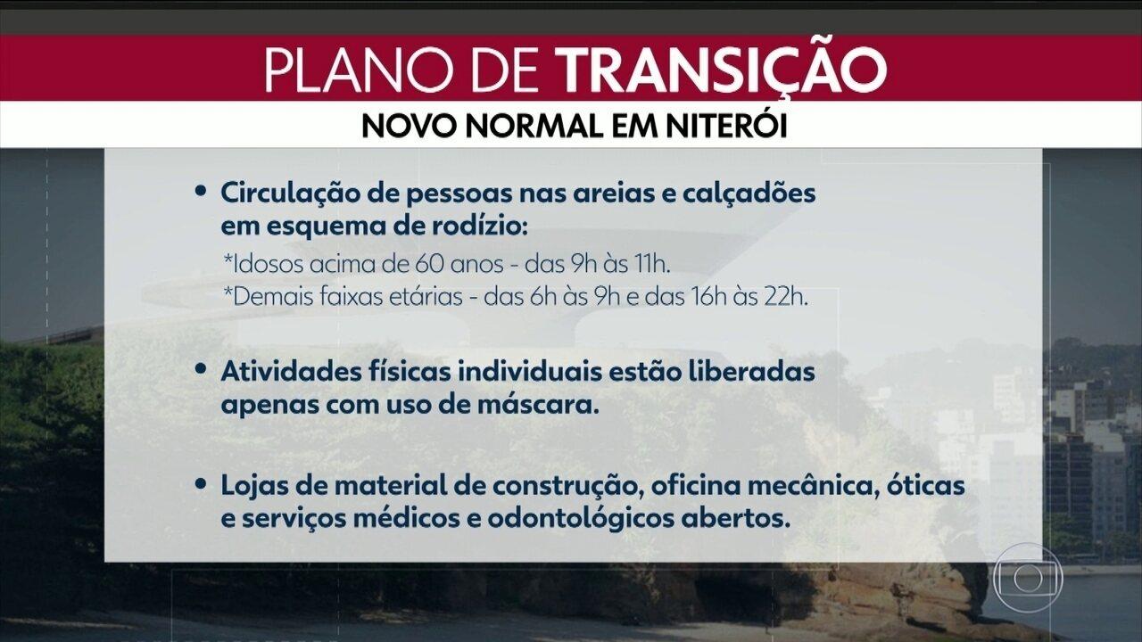 Prefeitura de Niterói começa a flexibilizar isolamento social