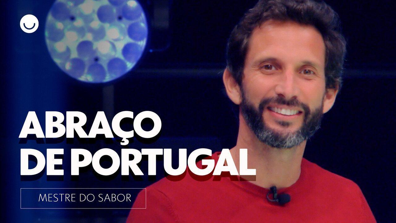 José Avillez manda recado de Portugal