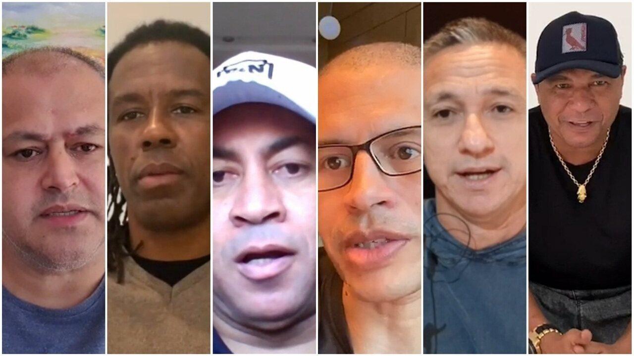 Campeões de 99 relembram o título da Libertadores do Palmeiras