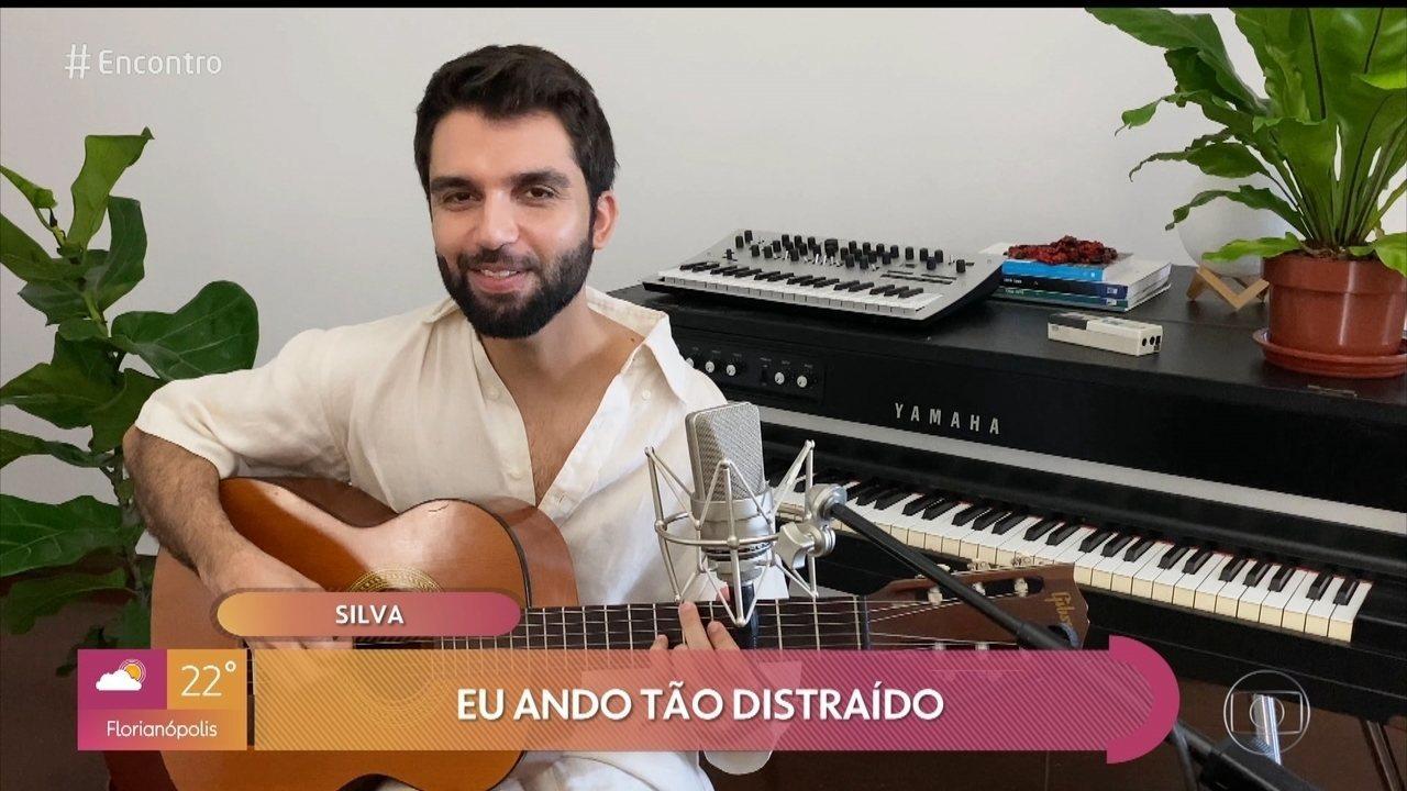 Silva canta 'Júpiter'