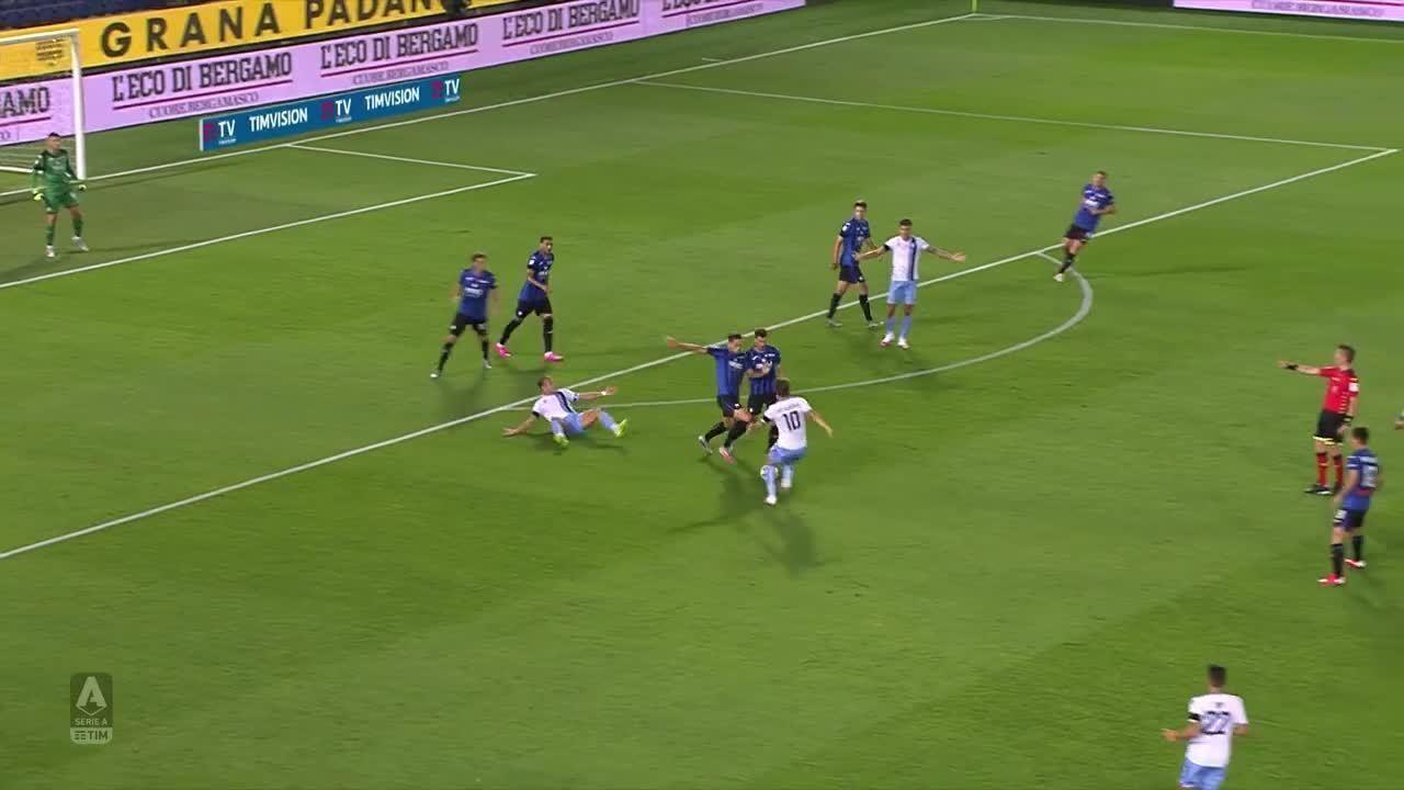 Os gols de Atalanta 3 x 2 Lazio pelo Campeonato Italiano