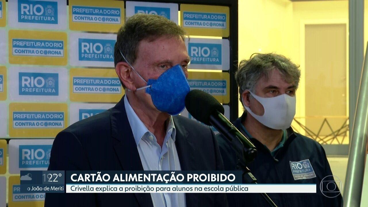 Prefeitura do Rio e escolas privadas não chegam a consenso sobre volta às aulas