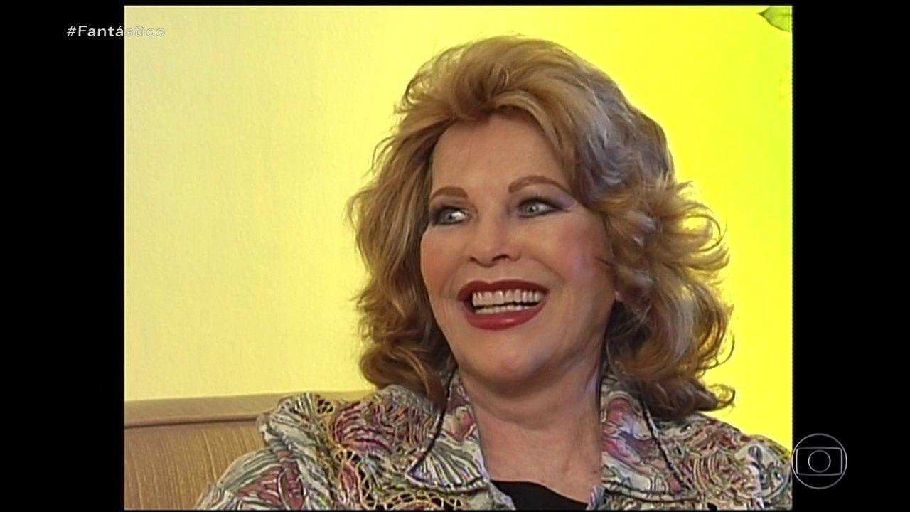 Martha Rocha morre aos 87 anos após ter um infarto devida à falta de ar