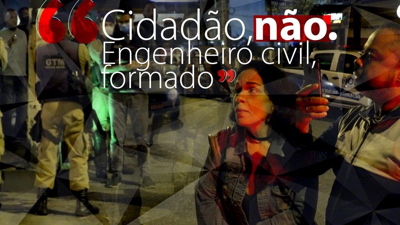 Reabertura de bares no Rio: aglomeração, falta de uso de máscaras e desrespeito à fiscais