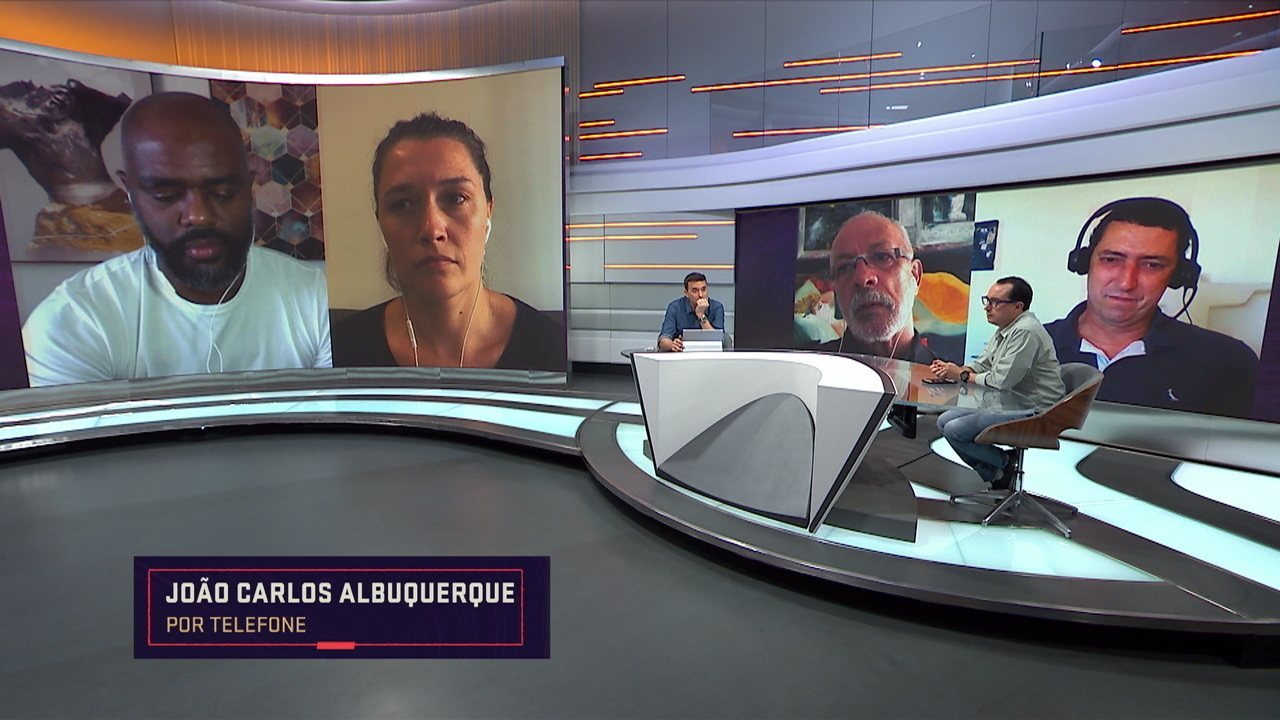 Por telefone, João Carlos Albuquerque fala sobre convivência com Rodrigo Rodrigues