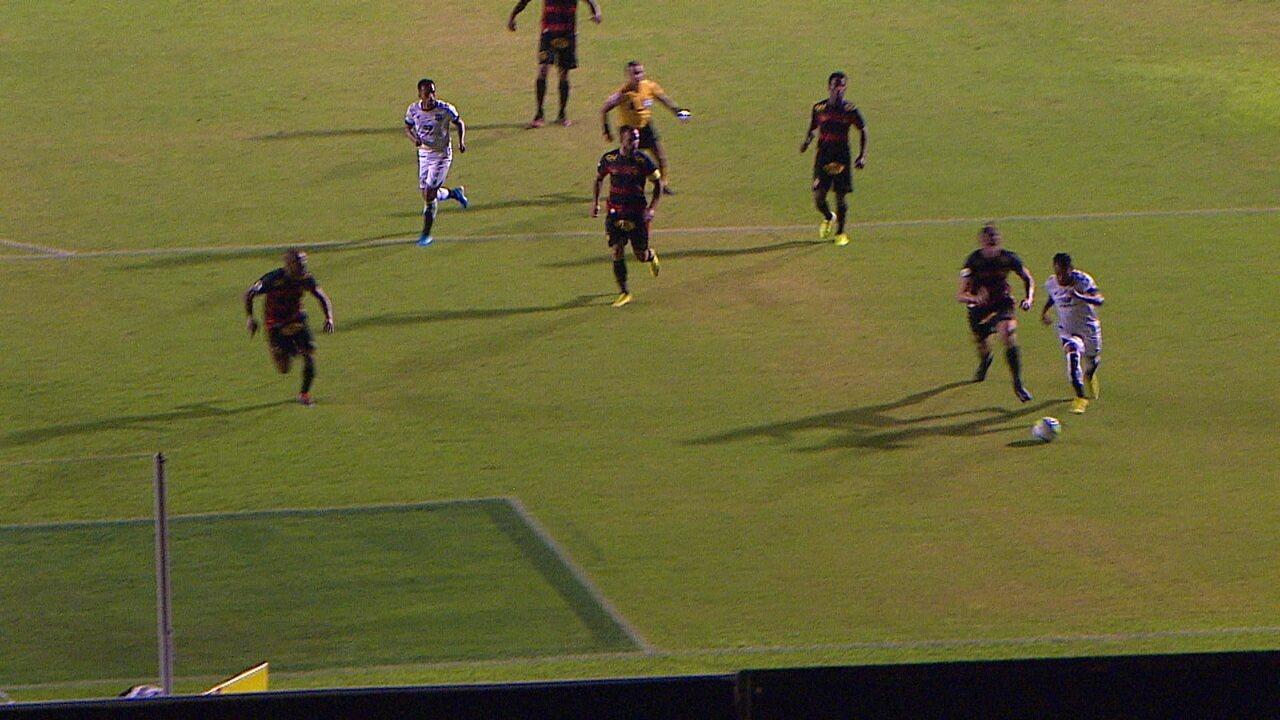 Melhores momentos: Sport 3 x 2 Ceará pela 1ª rodada do Brasileirão 2020