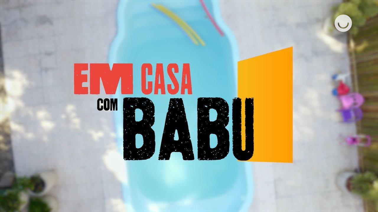 Confira teaser do 'Em casa com Babu'