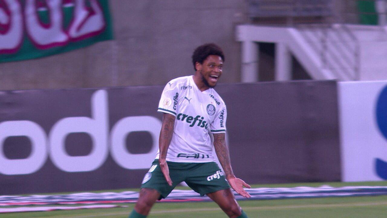 Os gols de Fluminense 1 x 1 Palmeiras, pela 2ª rodada do Brasileirão