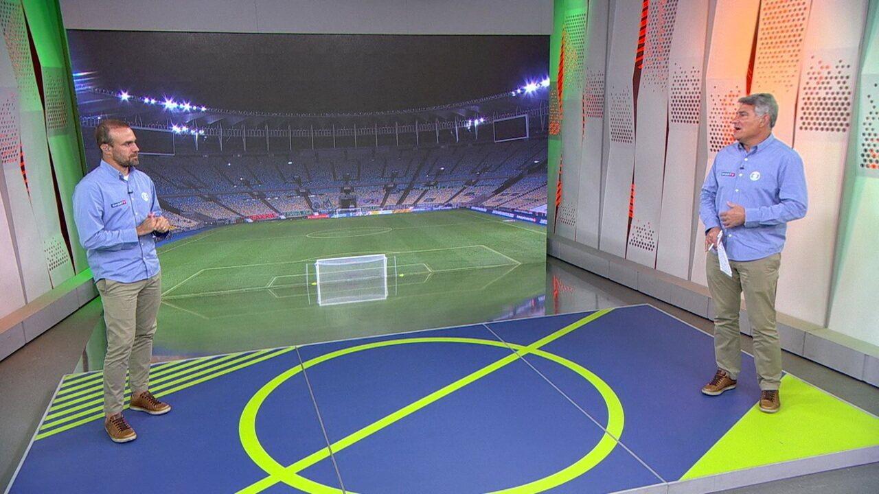 Comentaristas analisam o empate entre Fluminense e Palmeiras, pelo Brasileirão