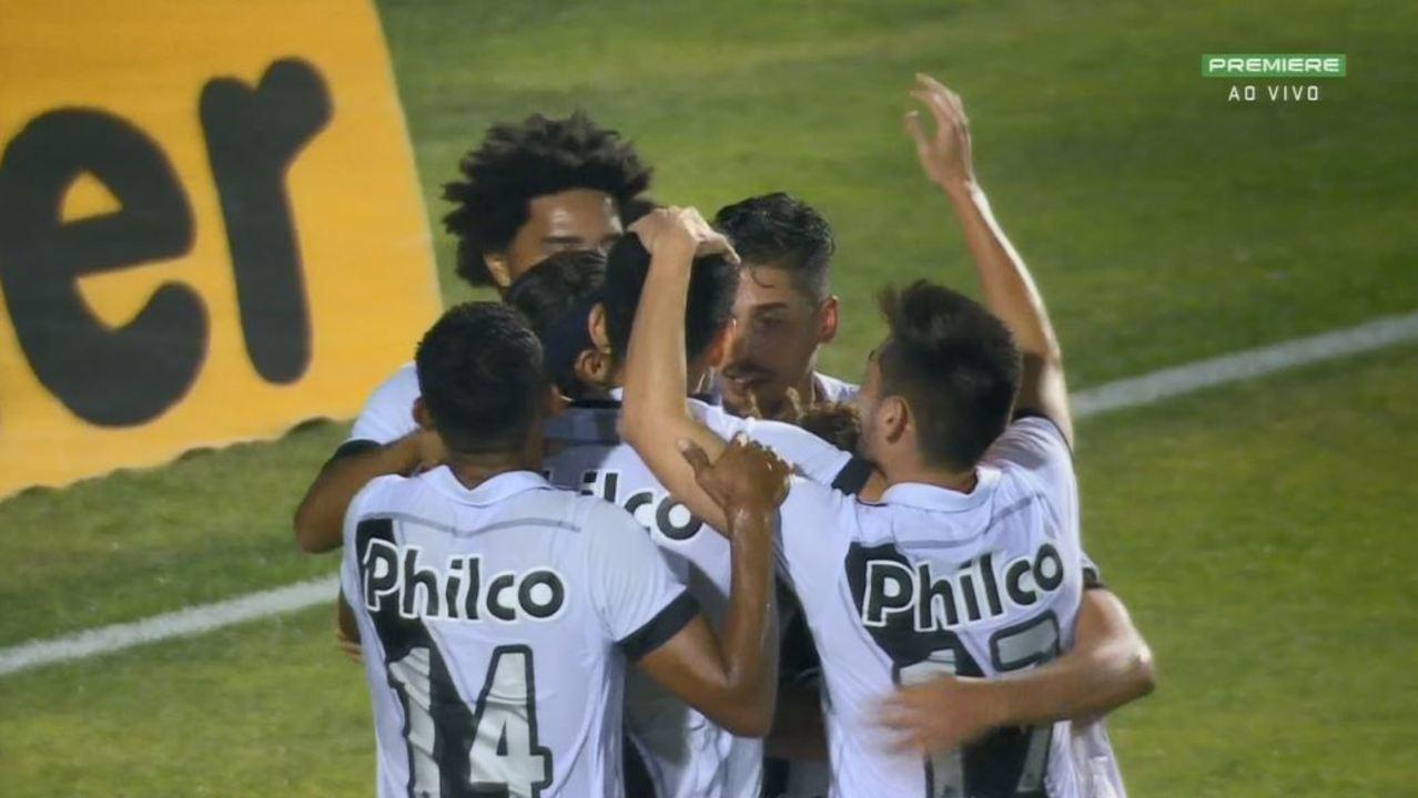 Os melhores momentos de Ponte Preta 3 x 3 Vitória, pela 3ª rodada da Série B