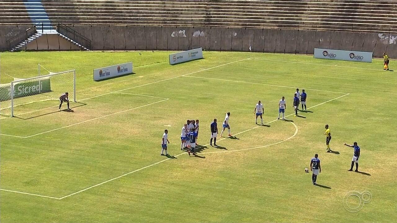 São Bento vence Monte Azul na série A2 do Campeonato Paulista