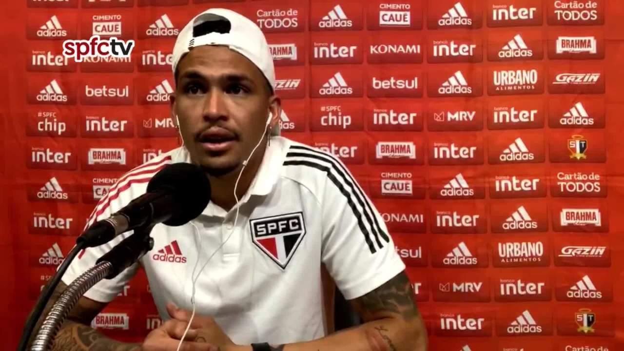 Confira a coletiva de Luciano após a derrota do São Paulo para o Atlético-MG