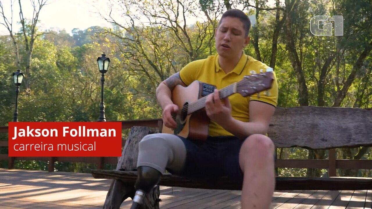 Jakson Follman fala sobre carreira musical e planos para 2021