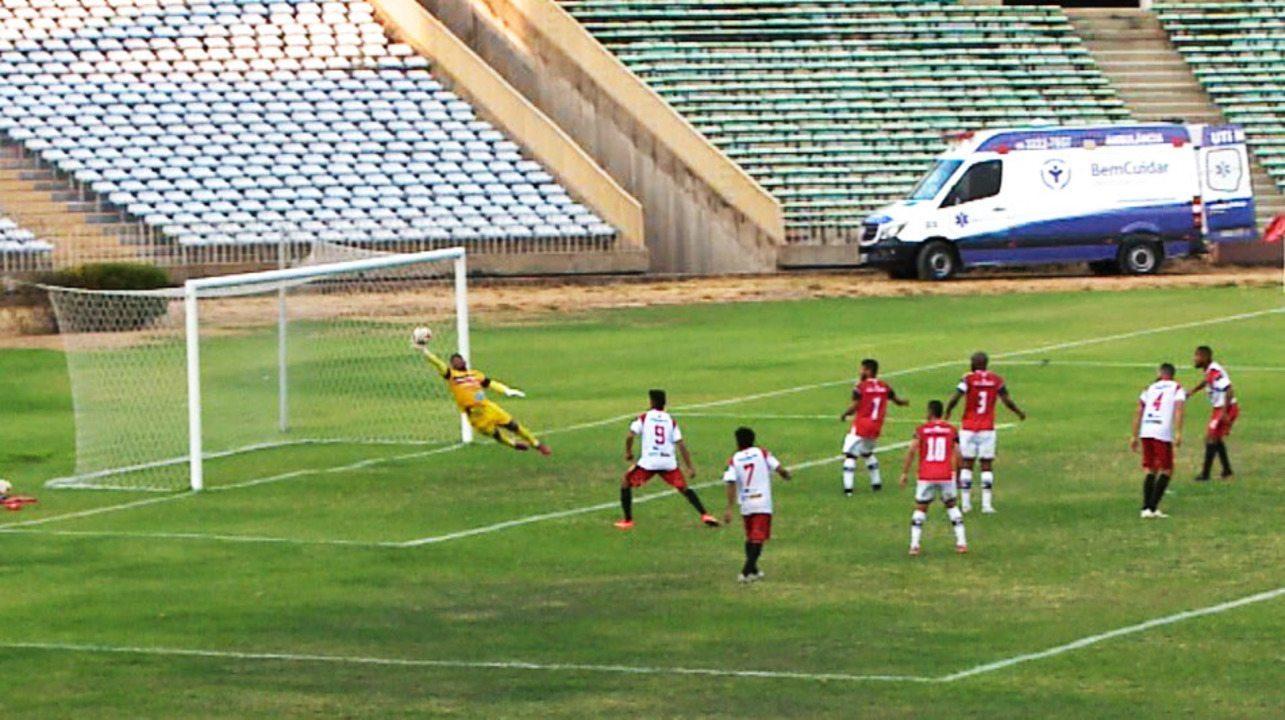 Melhores momentos de River-PI 1 x 0 Juventude Samas pela terceira rodada da Série D