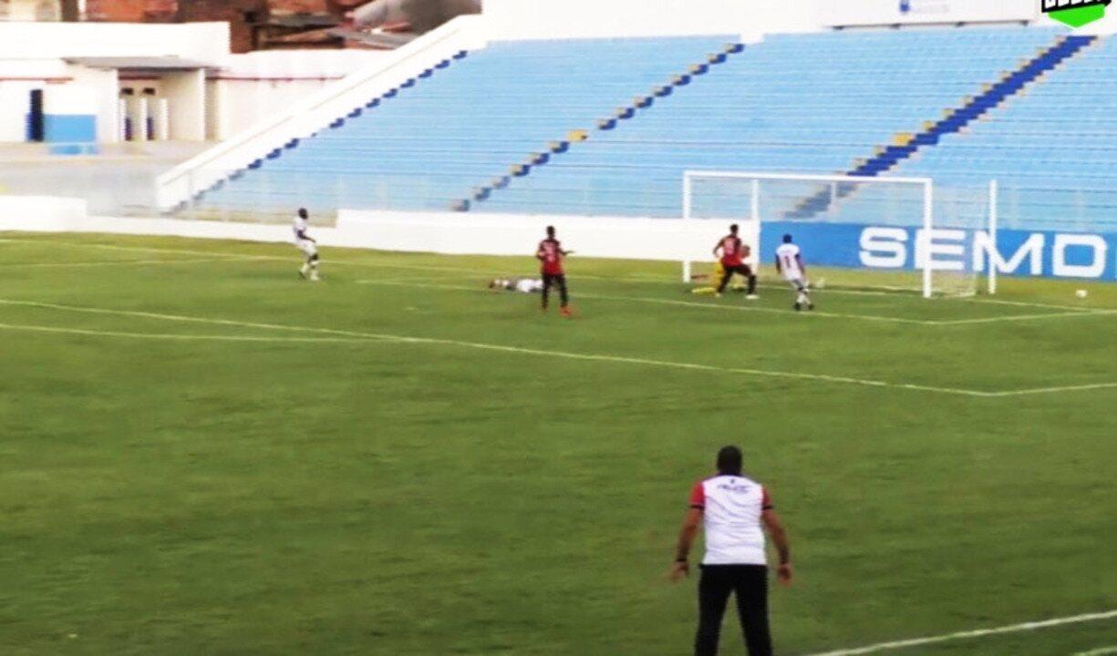 Os gols de Moto Club 2 x 0 River-PI pela quarta rodada da Série D do Brasileiro