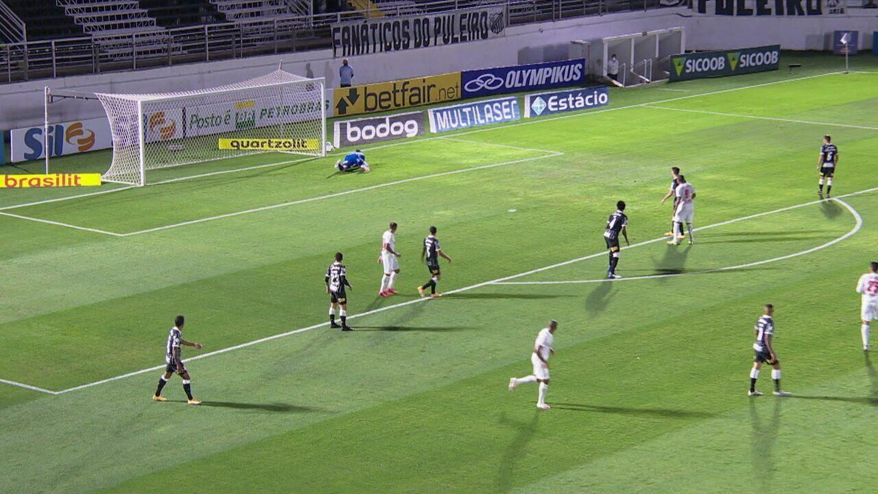 Melhores momentos: Bragantino 0 x 0 Corinthians pela 13ª rodada do Campeonato Brasileiro