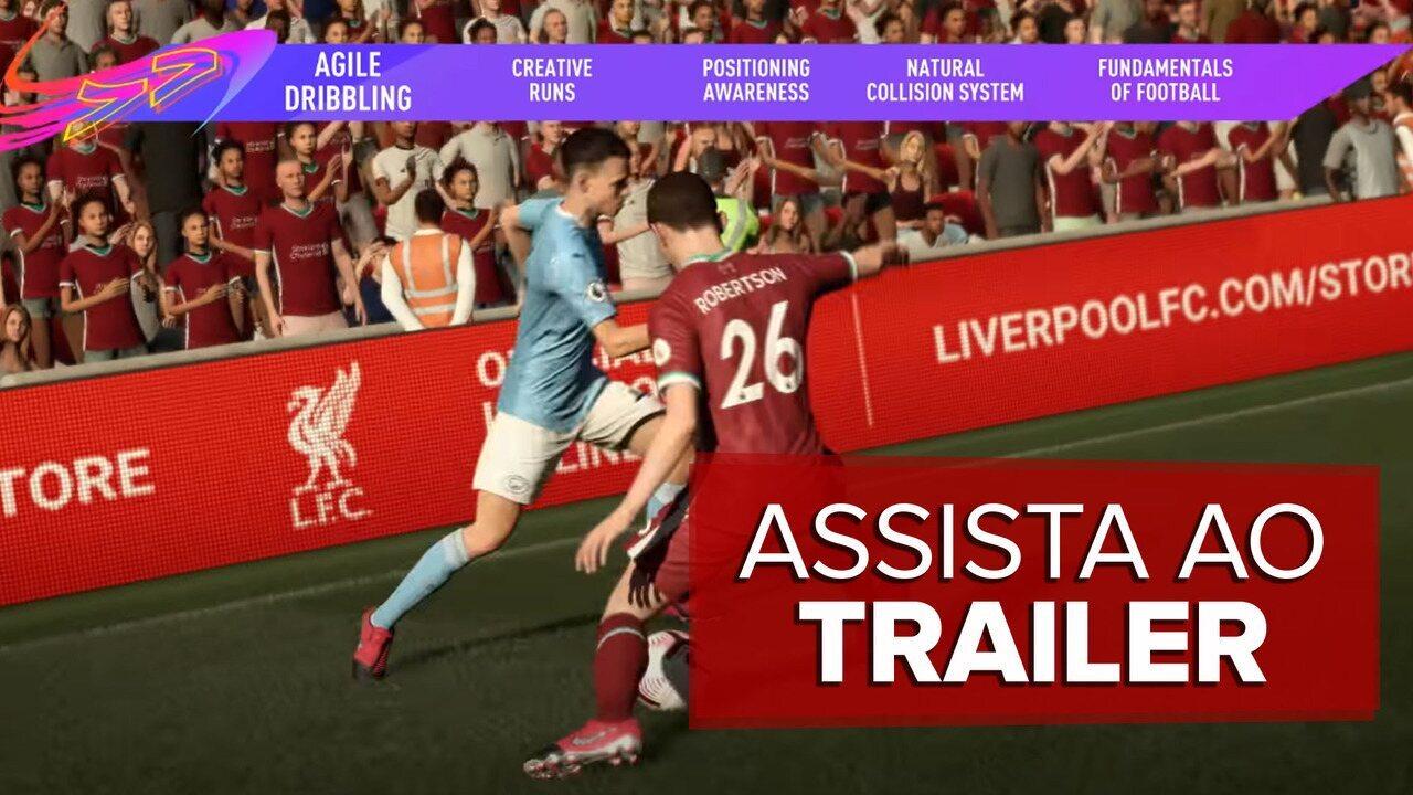 Veja trailer de 'Fifa 21