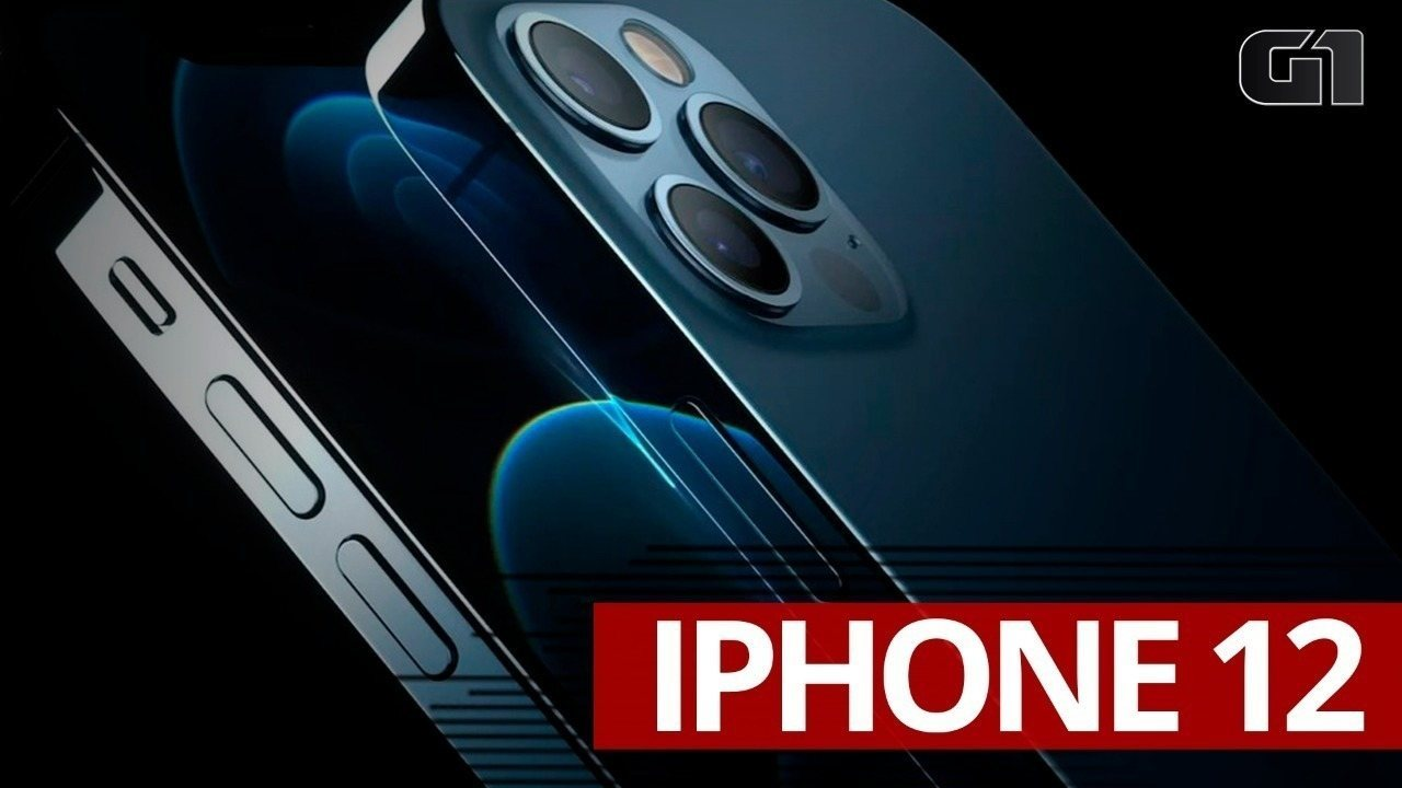 Apple anuncia a nova geração do iPhone