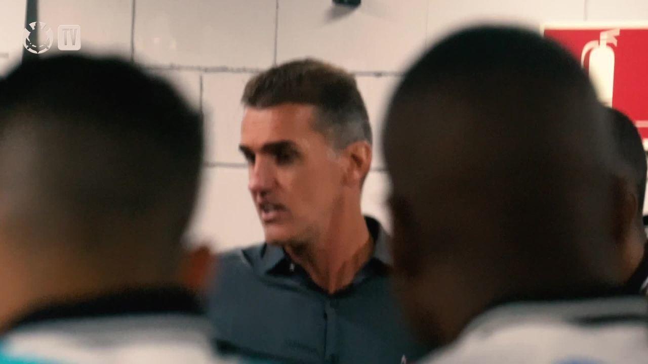 Veja como foram os bastidores da estreia de Vagner Mancini no Corinthians