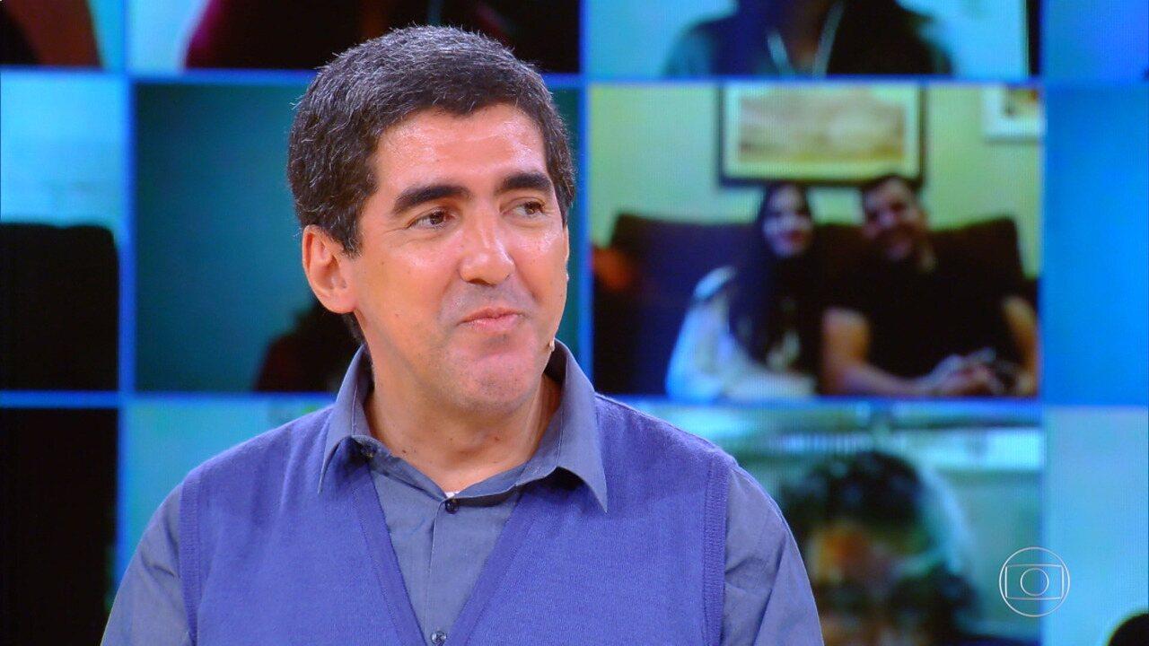 Giovani José vai em busca do prêmio do 'Quem Quer Ser Um Milionário'