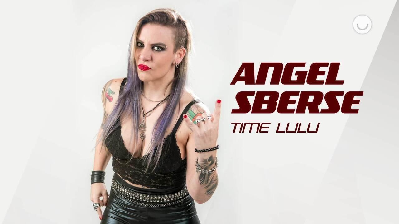 Conheça a participante Angel Sberse, do Time Lulu