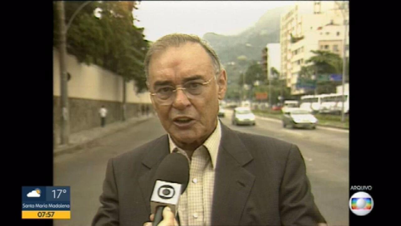 Morre de Covid-19, aos 83 anos, o senador Arolde de Oliveira