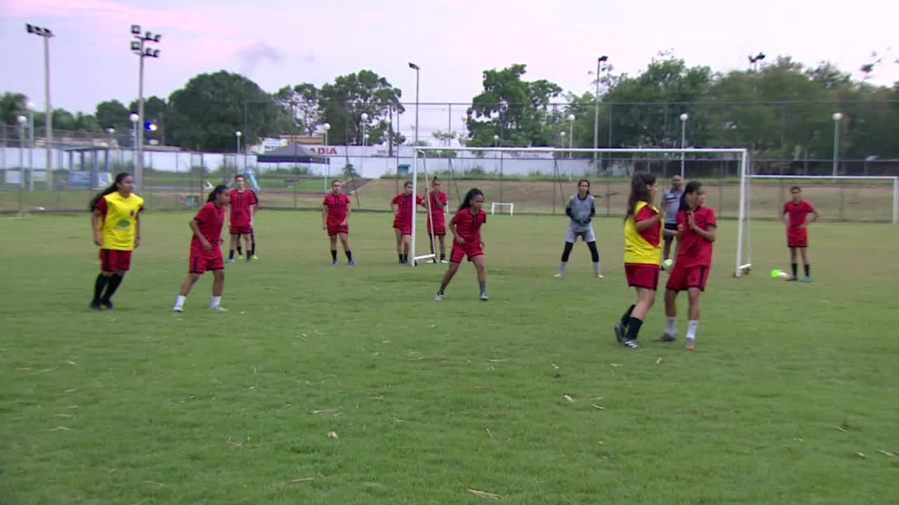 Real Ariquemes se prepara para encarar o Atlético-AC na Série A2 do Brasileirão Feminino