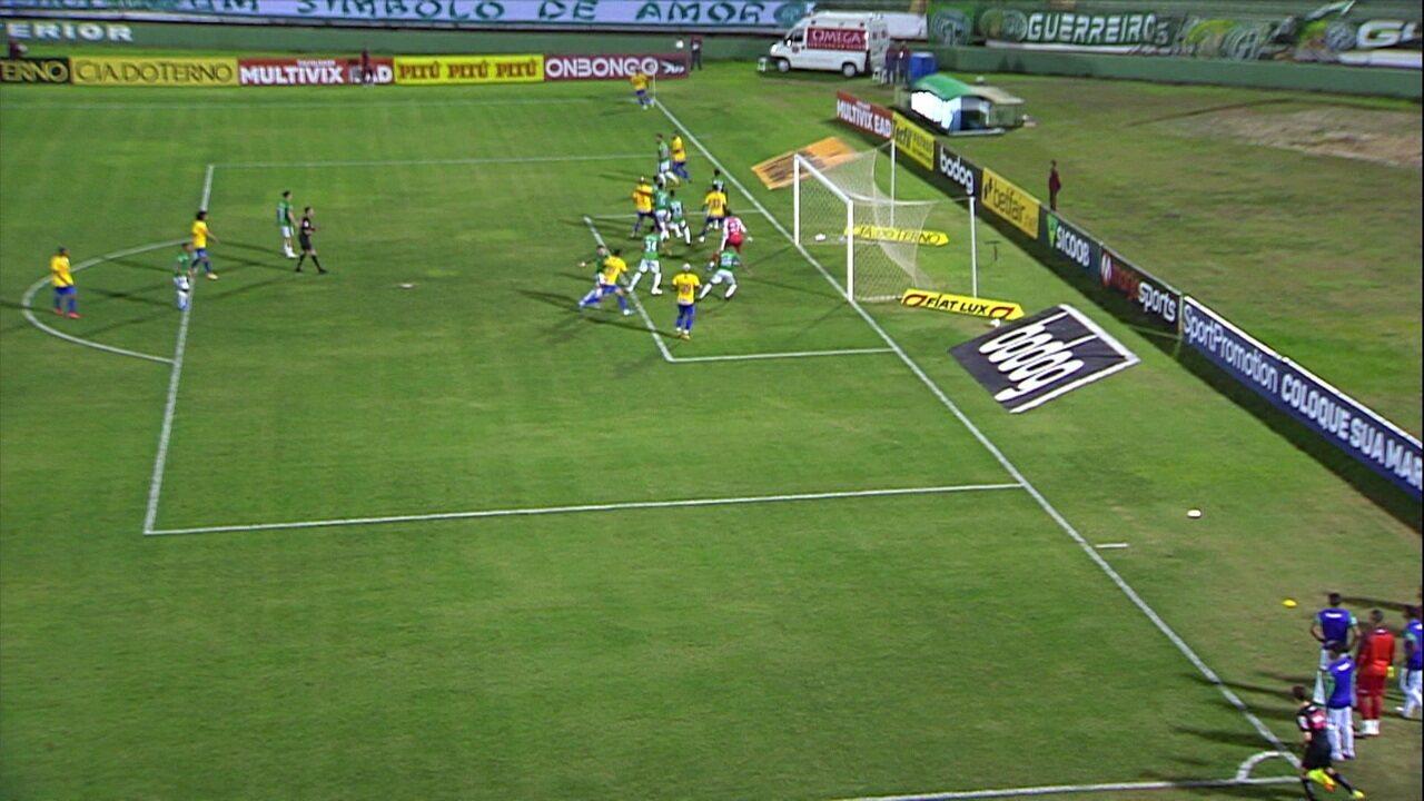 Os melhores momentos de Guarani 2 x 1 Avaí pela 18ª rodada da série B do Brasileirão